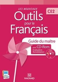 Sylvie Aminta et Alice Helbling - Les nouveaux outils pour le français CE2 - Guide du maître. 1 Cédérom