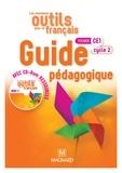 Sylvie Aminta et Alice Helbling - Les nouveaux outils pour le français Fichier CE1 - Guide pédagogique. 1 Cédérom