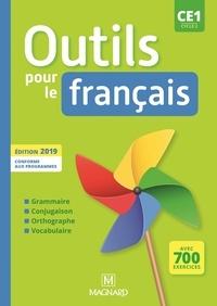 Sylvie Aminta et Alice Helbling - Outils pour le français CE1 cycle 2.