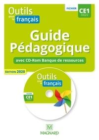 Sylvie Aminta et Alice Helbling - Outils pour le français CE1 - Guide pédagogique. 1 Cédérom