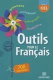 Sylvie Aminta et Alice Helbling - Outils pour le français CE1.
