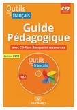 Sylvie Aminta et Alice Helbling - Outils pour le français CE2 cycle 2 - Guide pédagogique. 1 Cédérom