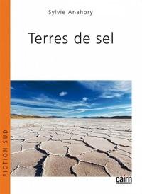 Sylvie Anahory - Terres de sel.