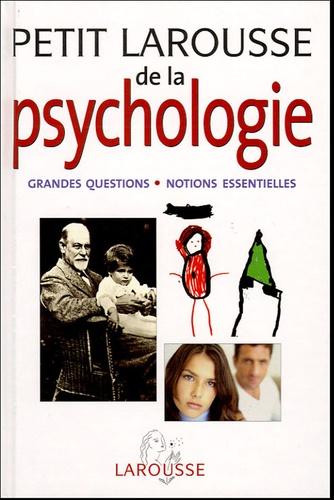 Sylvie Angel - Petit Larousse de la psychologie.