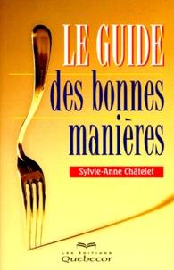 Sylvie-Anne Chatelet - .