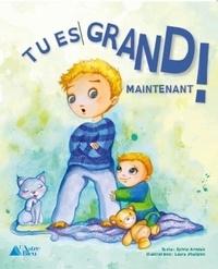 Sylvie Arnoux et Laure Phélipon - Tu es grand maintenant !.