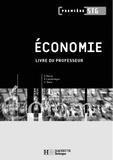 Sylvie Baron et Frédéric Larchevêque - Economie 1ere STG - Livre du professeur.