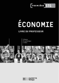 Birrascarampola.it Economie 1ere STG - Livre du professeur Image