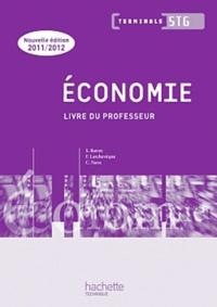 Economie Tle STG - Livre du professeur.pdf