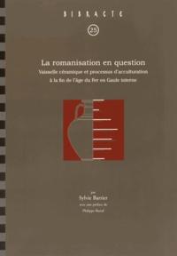 Deedr.fr La romanisation en question - Vaisselle céramique et processus d'acculturation à la fin de l'âge du Fer en Gaule interne Image