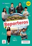 Sylvie Baudequin et Jenny Allemand - Espagnol 3e A2 Reporteros - Livre de l'élève.