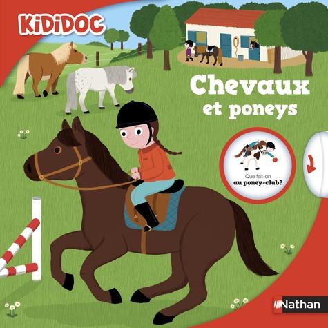 Sylvie Baussier et Nathalie Choux - Chevaux et poneys.