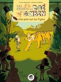 Accentsonline.fr Gros plan sur les tigres Image