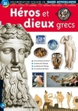 Sylvie Baussier - Héros et dieux grecs.