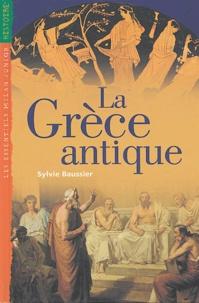 Sylvie Baussier - La Grèce antique.