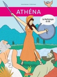 Sylvie Baussier et Emilie Harel - La mythologie en BD  : Athéna.