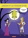 Sylvie Baussier et Auriane Bui - La mythologie en BD  : Jason et la Toison d'or.