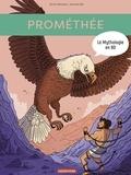 Sylvie Baussier et Auriane Bui - La mythologie en BD  : Prométhée.