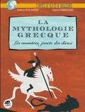 Sylvie Baussier et Florence Koenig - La mythologie grecque - Les monstres jouets des dieux.