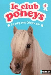 Le club des poneys Tome 4 - Sylvie Baussier |