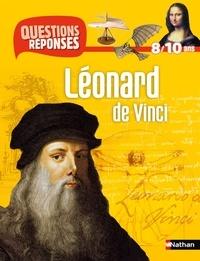Sylvie Baussier et Xavier Mussat - QUESTION REPONS  : Léonard de Vinci.
