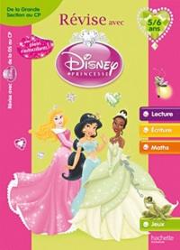Révise avec Disney Princesse De la Grande section au CP, 5-6 ans.pdf