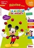 Sylvie Baux-Peyrat - Révise avec La Maison de Mickey 3-4 ans - De la Petite à la Moyenne Section.