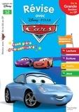 Sylvie Baux - Révise avec Disney Pixar Cars de la Grande Section au CP - 5/6 ans.