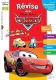 Sylvie Baux - Révise avec Disney Pixar Cars de la Moyenne à la Grande Section - 4/5 ans.