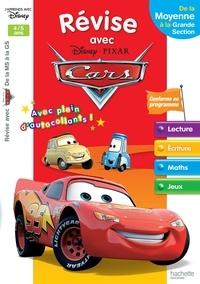 Sylvie Baux - Révise avec Disney Pixar Cars de la Moyenne à la Grande Section.