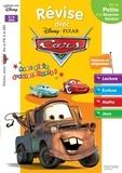 Sylvie Baux - Révise avec Disney Pixar Cars de la Petite à la Moyenne Section - 3/4 ans.