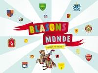 Rhonealpesinfo.fr Les blasons du monde expliqués aux enfants Image