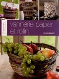 Sylvie Bégot - Vannerie papier et rotin.