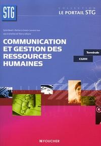 Sylvie Benoit et Martine Le Grand - Communication et Gestion des Ressources Humaines Tle STG.
