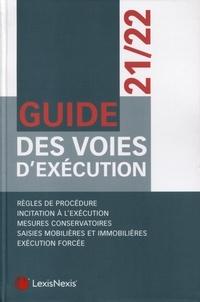 Sylvie Benoliel-Claux et Julie Boisard-Petrissans - Guide des voies d'exécution.