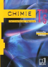 Sylvie Berthelot et Dimitri Chapelain - Chimie Tle S.