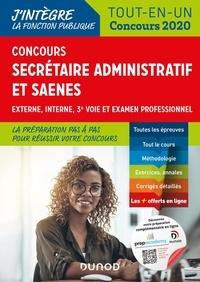 Sylvie Beyssade et Frantz Badufle - Concours secrétaire administratif et SAENES - Tout-en-un.