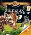 Sylvie Bézuel - Les animaux de la savane.