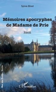 Livres Kindle à télécharger gratuitement pour ipad Mémoires apocryphes de Madame de Prie