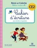 Sylvie Bordron - Cahier d'écriture CE2 Cycle 2 Rémi et Colette.
