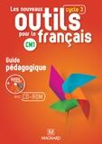 Sylvie Bordron et Catherine Simard - Les nouveaux outils pour le français CM1 - Guide pédagogique. 1 Cédérom
