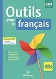 Sylvie Bordron et Catherine Simard - Outils pour le français CM1 cycle 3.