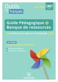 Sylvie Bordron et Catherine Simard - Outils pour le français CM1 cycle 3 - Guide pédagogique. 1 Cédérom