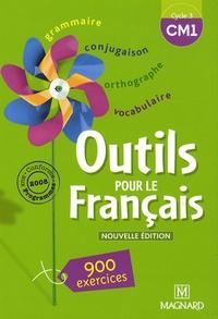 Sylvie Bordron et Martine Palau - Outils pour le Français CM1.