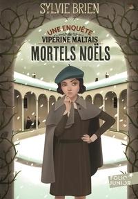Histoiresdenlire.be Mortels Noëls - Une enquête de Vipérine Maltais Image