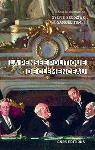 Ebooks Epub La pensée politique de Clemenceau 9782271131881 CHM ePub par Sylvie Brodziak, Samuël Tomei in French