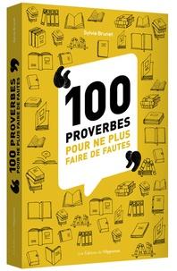 Téléchargements Ipod et livres 101 proverbes pour ne plus faire de fautes iBook par Sylvie Brunet