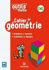 Sylvie Carle et Sylvie Ginet - Les nouveaux outils pour les maths CM2 - Cahier de géométrie.