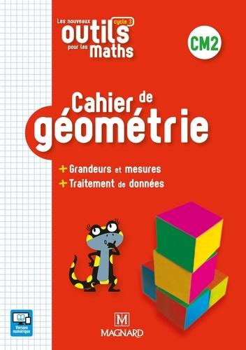 Les Nouveaux Outils Pour Les Maths Cm2 Cahier De Geometrie Grand Format