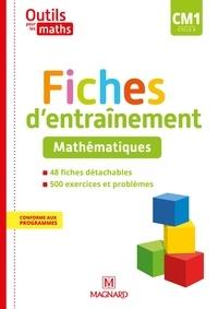 Sylvie Carle et Sylvie Ginet - Outils pour les maths CM1 - Fiches d'entraînement.